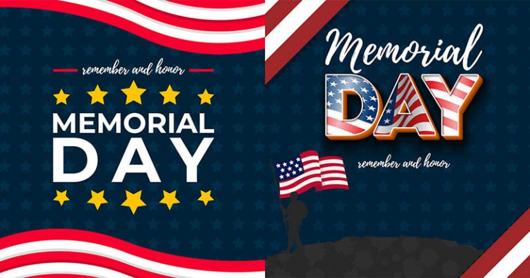 Free Memorial Day Graphics
