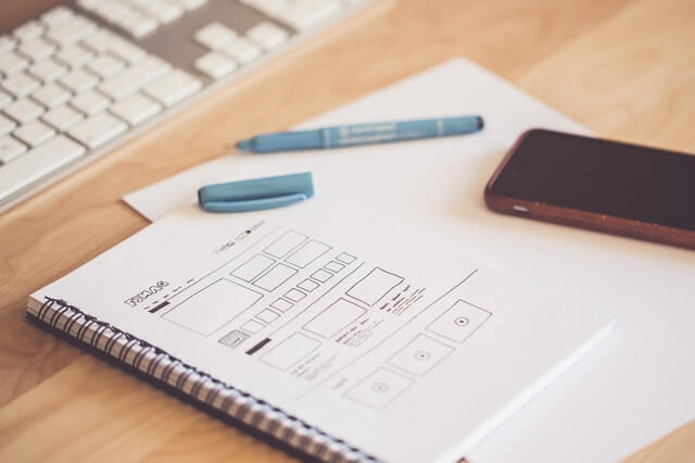 Types of Web Design Wireframes
