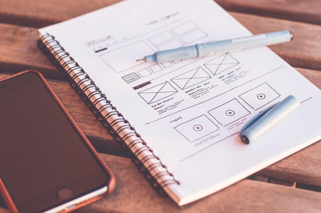 Web Design Wireframe Process